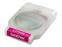 Brother LC700M - Magenta - original - blekkpatron - for Brother DCP-4020C, MFC-4820c LC700M