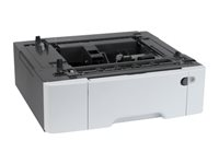 Lexmark Duo Tray With MPF - mediebakke/-mater - 650 ark 38C0626