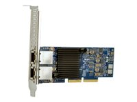 Intel X540 ML2 Dual Port 10GbaseT Adapter for IBM System x - Nettverksadapter - ML2 - 10Gb Ethernet x 2 - for System x3950 X6 00D1994