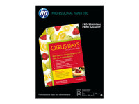 HP Superior Inkjet Paper 180 - Blank - A3 (297 x 420 mm) - 180 g/m² - 50 ark papir - for Officejet 7000 E809; Officejet Pro K8600; Photosmart 65XX B211, Pro B8850, Wireless B110 C6821A