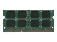 Dataram - DDR3L - 4 GB - SO DIMM 204-pin - 1600 MHz / PC3L-12800 - CL11 - 1.35 / 1.5 V - ikke-bufret - ikke-ECC DVM16S2L8/4G