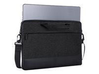 "Dell Professional Sleeve 13 - Notebookhylster - 13"" - for Inspiron 5370, 7370, 7373 2-in-1; Latitude 5290; Vostro 5370; XPS 13 9370 PF-SL-BK-3-17"