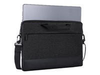 "Dell Professional Sleeve 15 - Notebookhylster - 15"" - lynggrå - for Inspiron 5575, 7570, 7573 2-in-1; Latitude 5590; Vostro 3578 PF-SL-BK-5-17"
