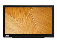 "AOC I1601FWUX - LED-skjerm - Full HD (1080p) - 15.6"" I1601FWUX"