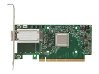 Mellanox ConnectX-4 - Nettverksadapter - PCIe - 100 Gigabit Ethernet - for EMC PowerEdge C6420, R440, R540, R640, R740, R740xd; PowerEdge R630, R730, R730xd, R930 540-BBPB