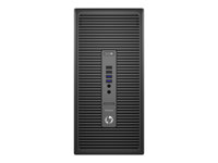 HP ProDesk 600 G2 - mikrotårn - Core i5 6500 3.2 GHz - 4 GB - 1 TB - Norsk P1G85EA#ABN