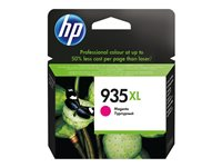 HP 935XL - Høy ytelse - magenta - original - blekkpatron - for Officejet 6812, 6815, 6820; Officejet Pro 6230, 6230 ePrinter, 6830, 6835 C2P25AE#301