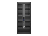 HP EliteDesk 800 G2 - tower - Core i5 6500 3.2 GHz - 8 GB - 128 GB P1H14EA#ABN