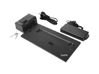 Lenovo ThinkPad Basic Docking Station - Dokkingstasjon - VGA, DP - 90 watt - for ThinkPad T480s 20L7, 20L8 40AG0090EU
