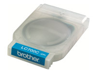 Brother LC700C - Cyan - original - blekkpatron - for Brother DCP-4020C, MFC-4820c LC700C