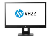 "HP vh22 - LED-skjerm - Full HD (1080p) - 21.5"" X0N05AA#ABB"