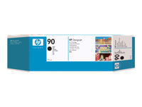 HP 90 - 775 ml - svart - original - blekkpatron - for DesignJet 4000, 4000ps, 4020, 4020ps, 4500, 4500mfp, 4500ps, 4520, 4520ps C5059A
